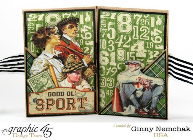 Good Ol' Sport Wallet Album 3