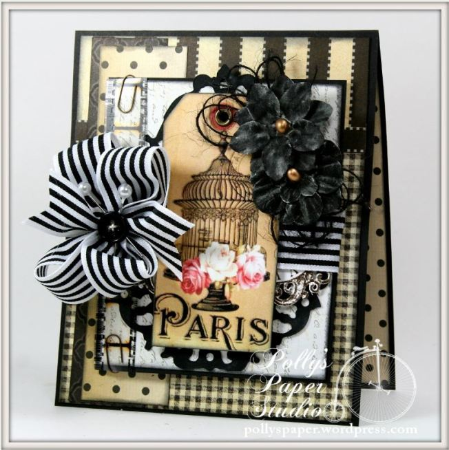 Paris Tag Card 1