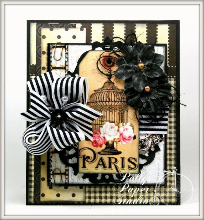 Paris Tag Card 3