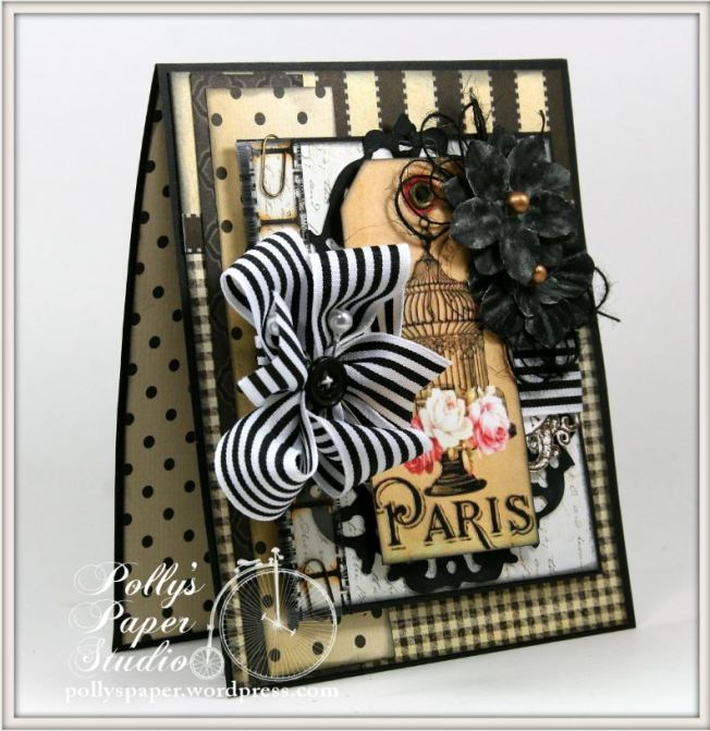 Paris Tag Card 4