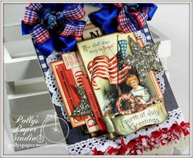 Patriotic Wall Hanging 1