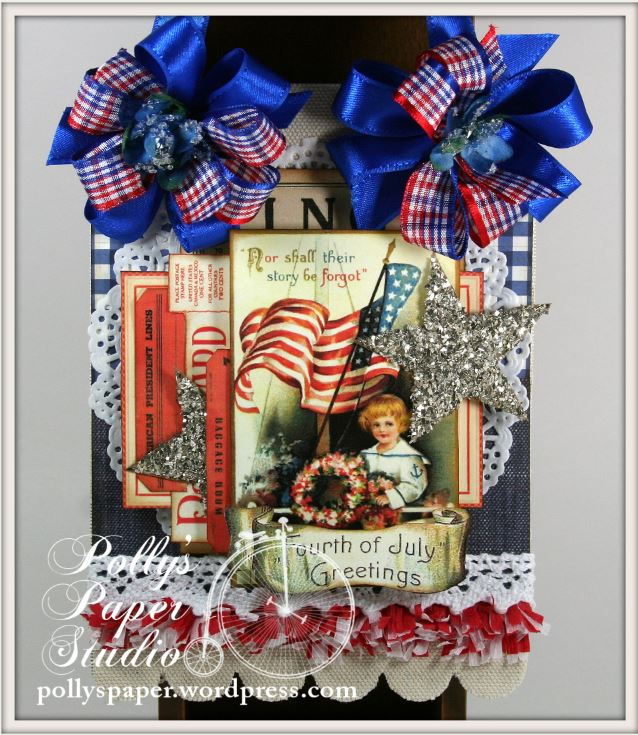 Patriotic Wall Hanging 3