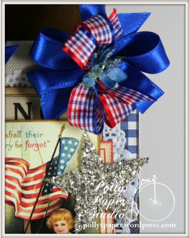 Patriotic Wall Hanging 6