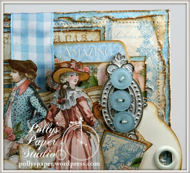 Gilded Lily Card 3