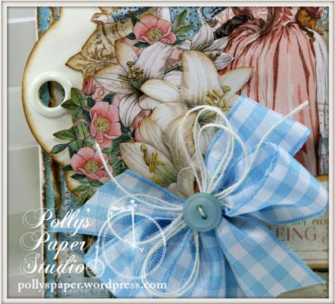 Gilded Lily Card 4