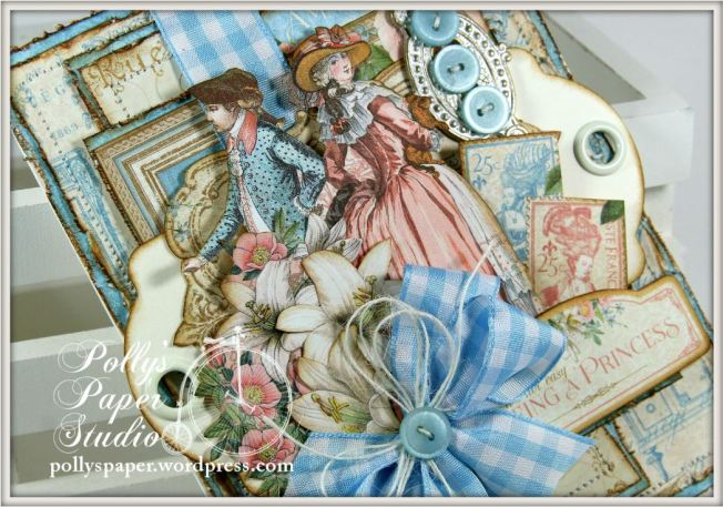 Gilded Lily Card 5