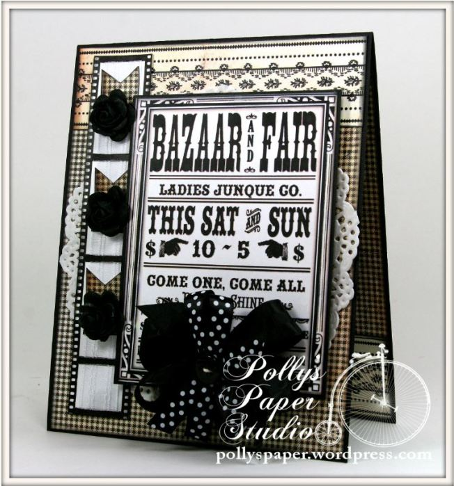 Bazaar and Fair Card 2