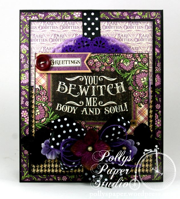 Bewitching Card 1
