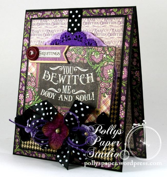 Bewitching Card 2