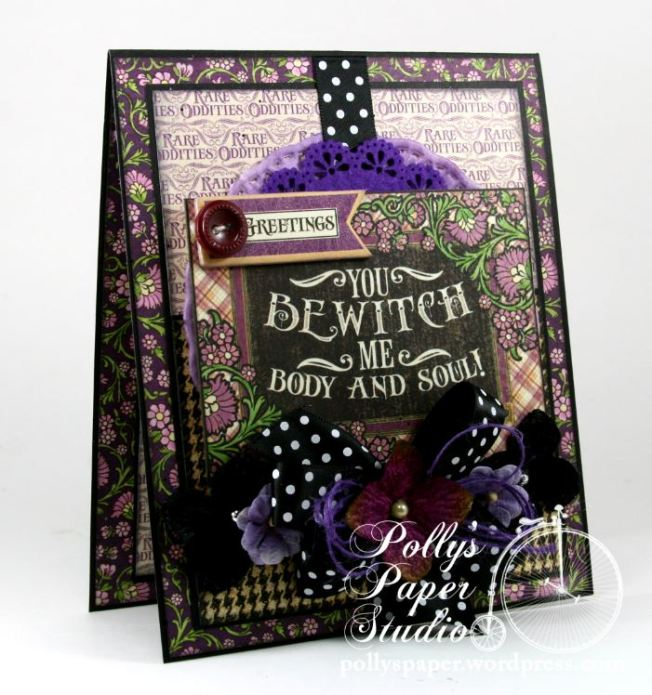 Bewitching Card 3