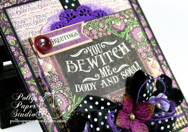 Bewitching Card 5