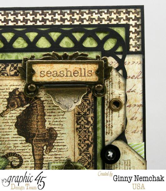 Botanicabella Seahorse Card 5