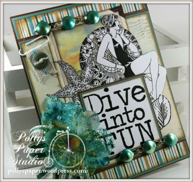 Dive Into Fun Card 2