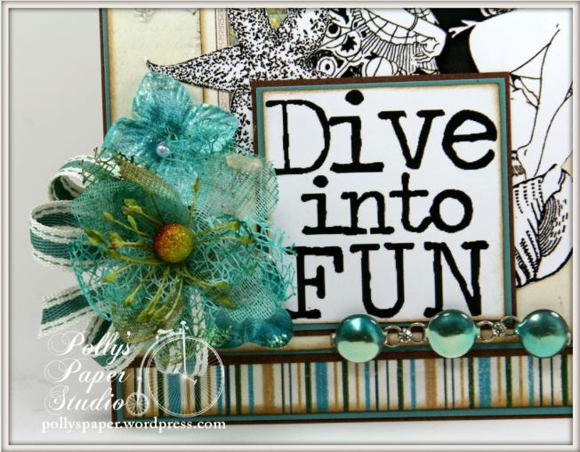 Dive Into Fun Card 3