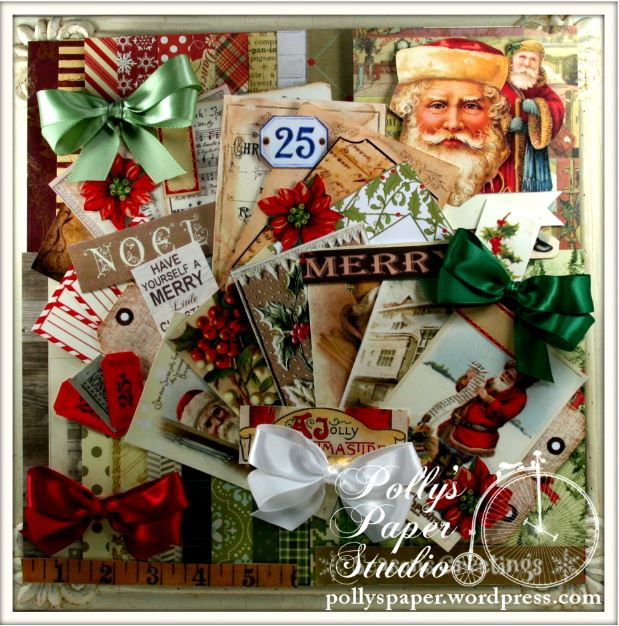 Traditional Santa 2015 Creativity Kit 1
