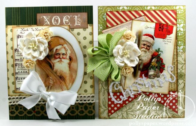 Traditional Santa 2015 Creativity Kit 2