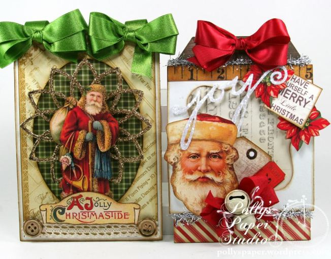 Traditional Santa 2015 Creativity Kit 4