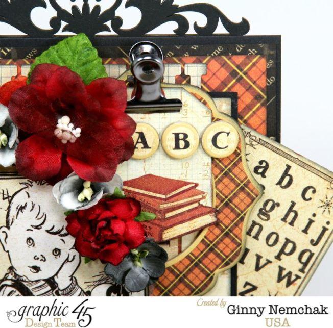 ABC Primer Fancy Fold Card 5