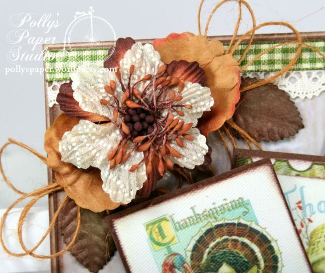 Fall Harvest Pocket with tags 3