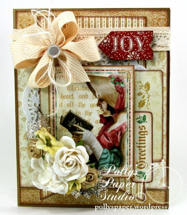 Greeting and Joy Card 1
