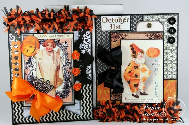Halloween Creativity Kit 2015 Vintage 2