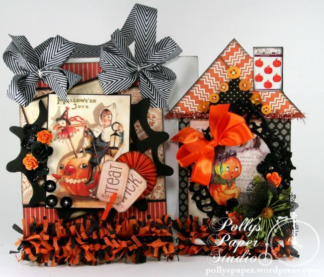 Halloween Creativity Kit 2015 Vintage 3