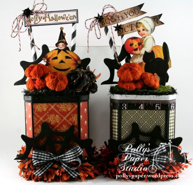 Halloween Creativity Kit 2015 Vintage 5