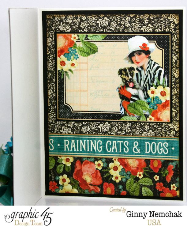 Raining Cats and Dogs Card 2
