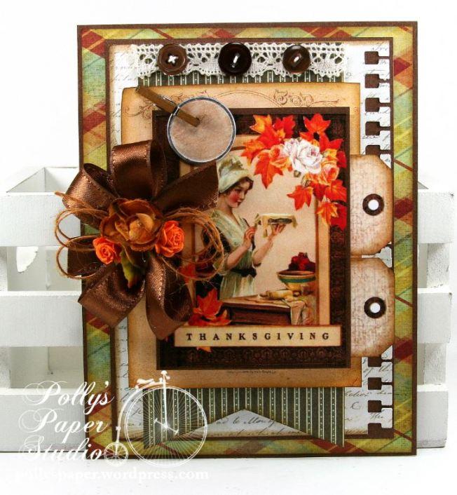 Thanksgiving Card 1