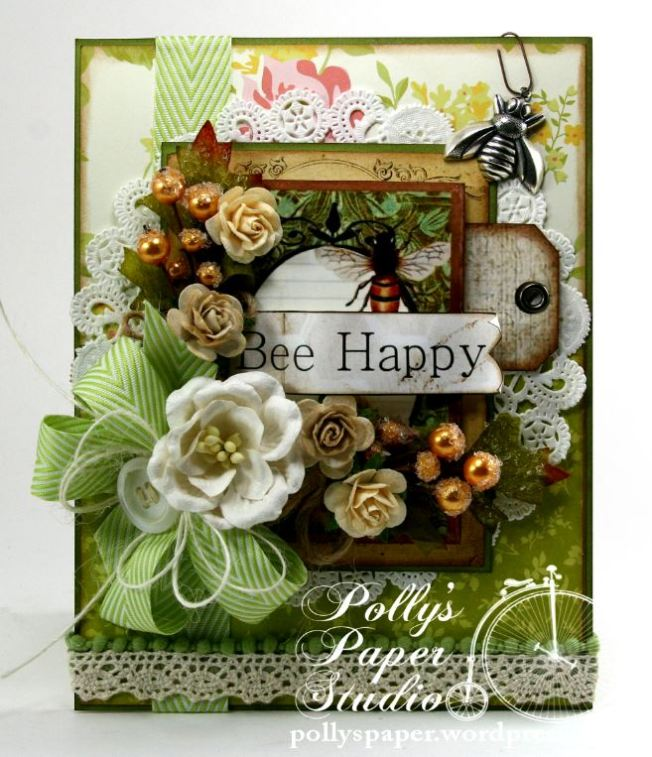 Bee Happy Card 2