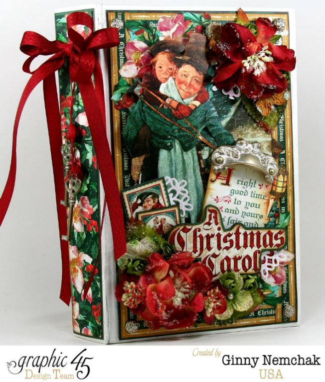 Christmas Carol Mini Album 1