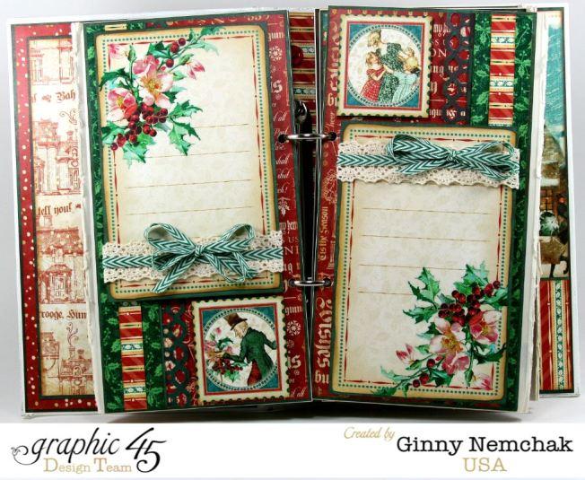 Christmas Carol Mini Album 3