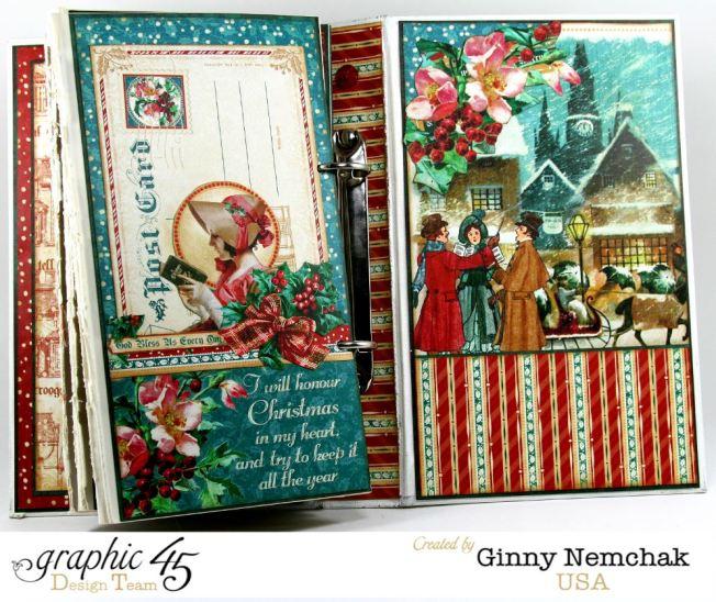 Christmas Carol Mini Album 7