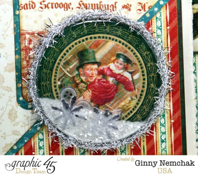 Christmas Carol Mini Album 9