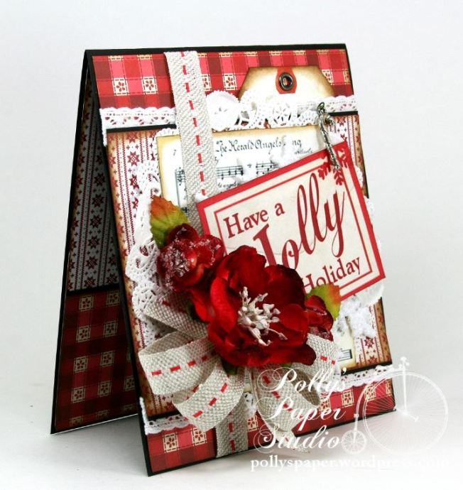 Have a Jolly Holiday Card 2