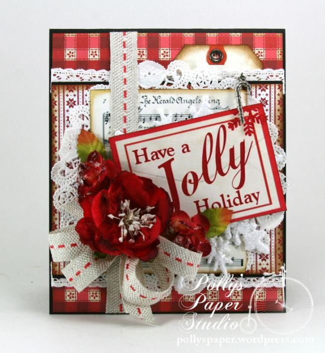 Have a Jolly Holiday Card 3