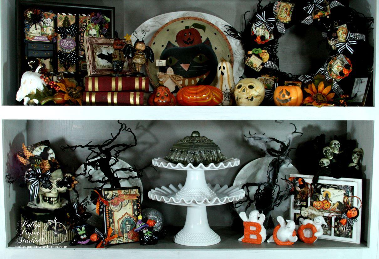 2015 halloween house tour 20