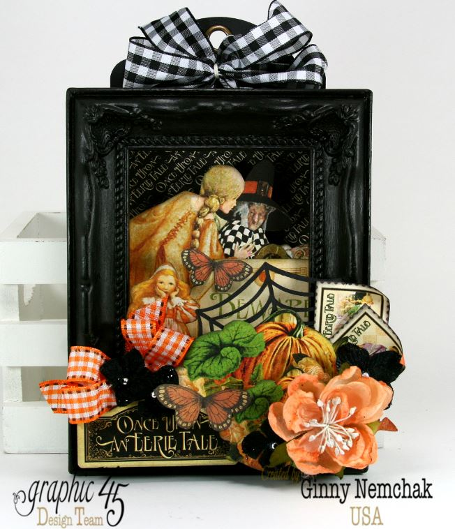 An Eerie Tale Shadow Box Frame 2