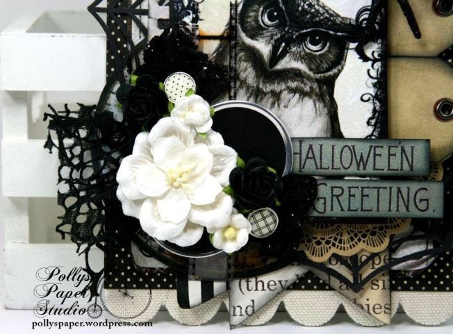 Halloween Greeting Wall Hanging 2