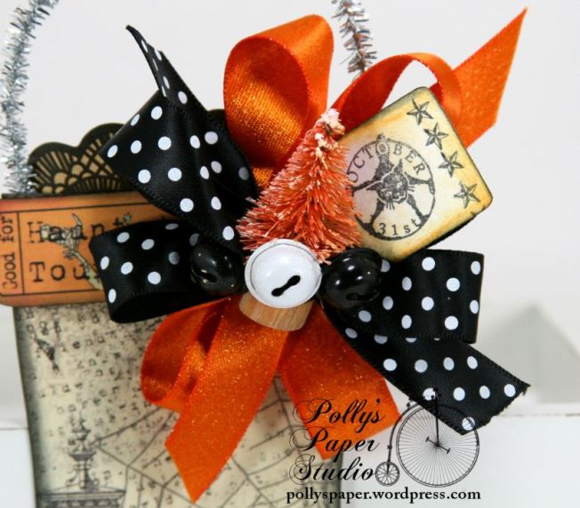 Halloween Stocking Ornament 3b