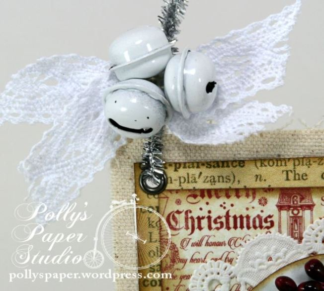 Joy to the World Tag Ornament 4