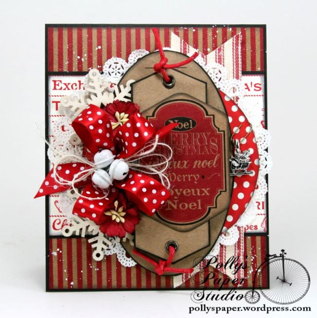 Noel and Merry Christmas Greeting Card 3