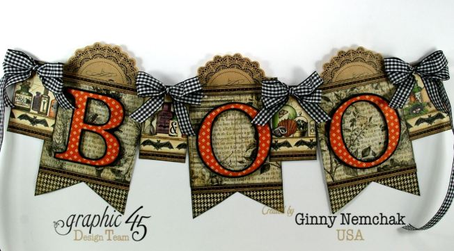 Simply g45 Halloween Banner 1