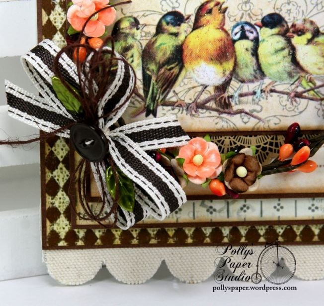 Thankful Birds Wall Hanging 4