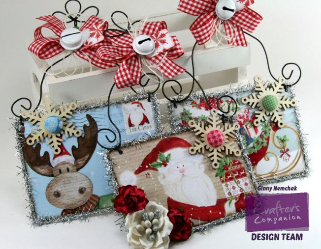 Nordic Christmas Ornaments 1