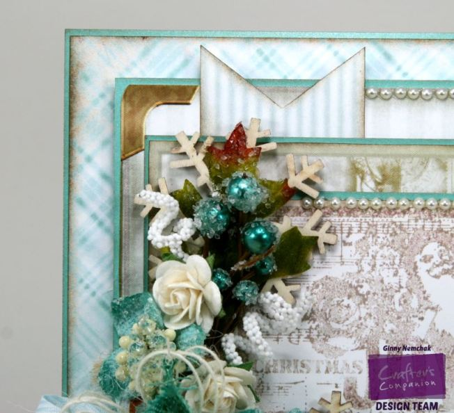 Shabby Blue Joy Card 10