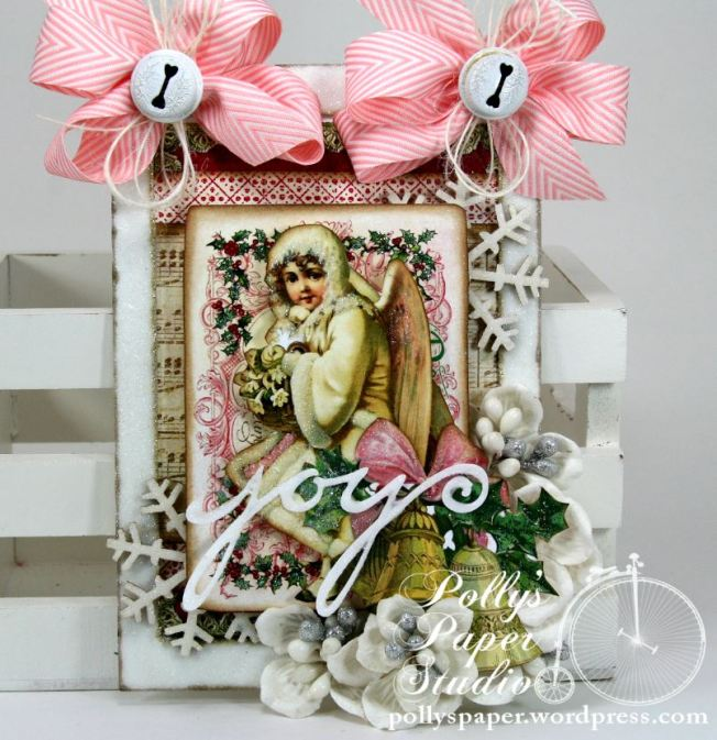 Sugar Pum Fairy Wall Hanging 1