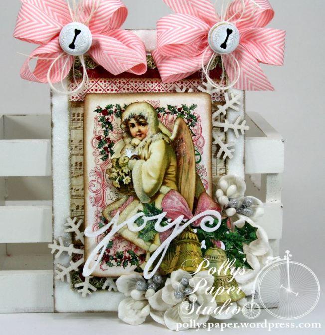 Sugar Pum Fairy Wall Hanging 1