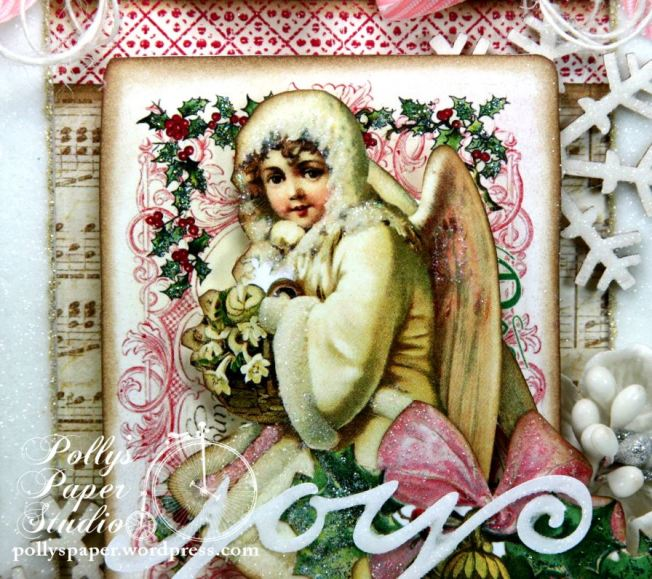 Sugar Pum Fairy Wall Hanging 6