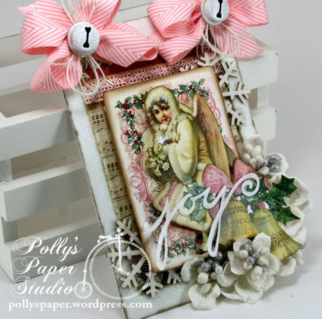 Sugar Pum Fairy Wall Hanging 7